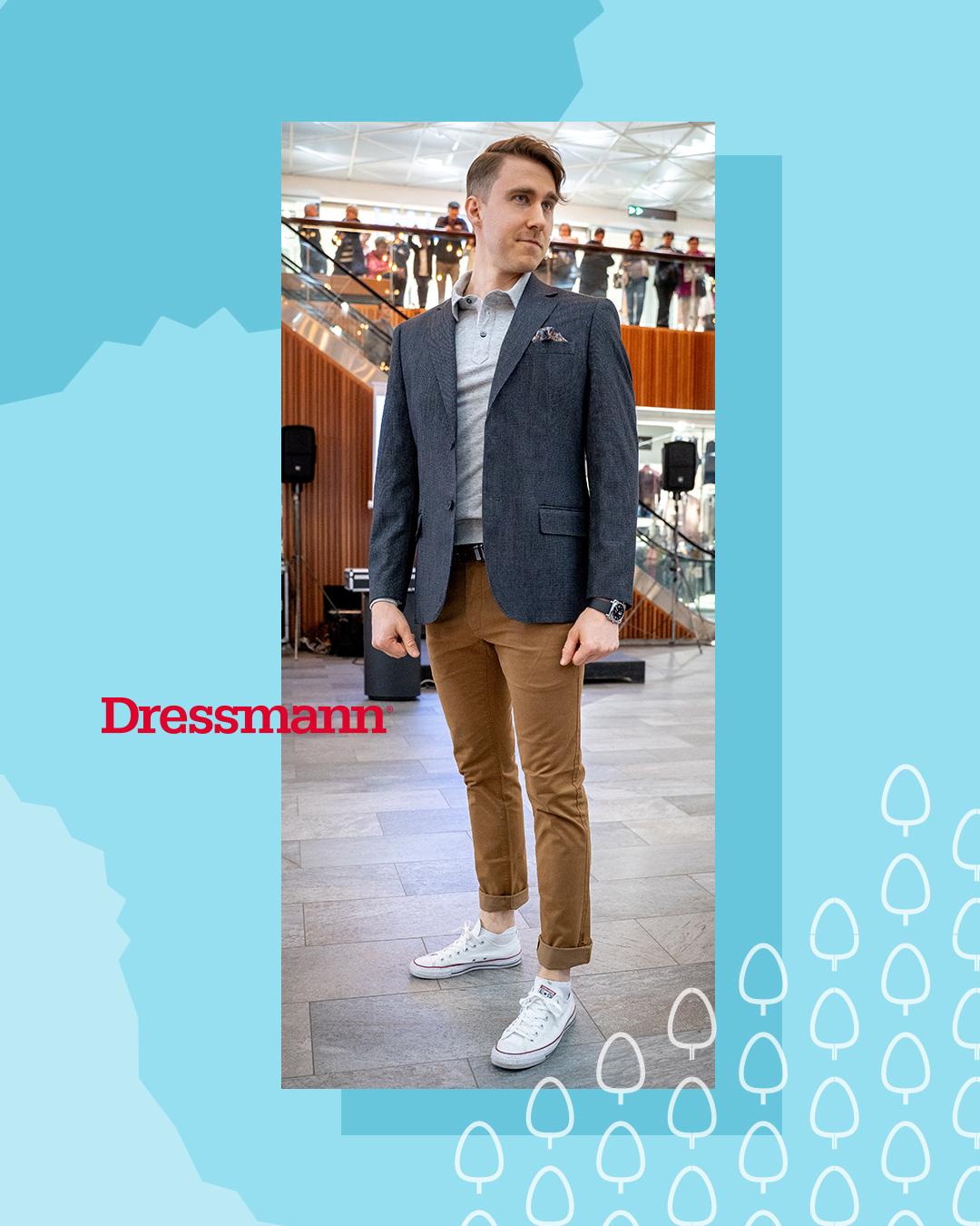Dressmann asu